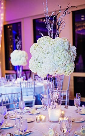 Decor A Frozen Winter Wonderland Wedding Disney Weddings