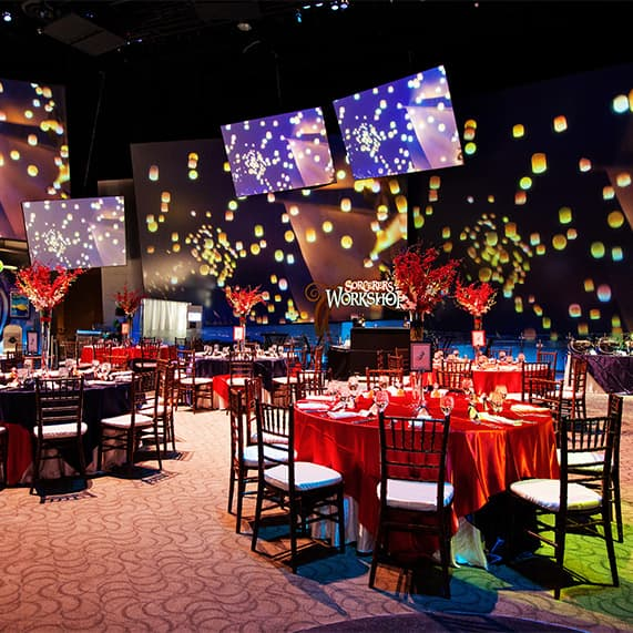For More Information On How To Create Your Own Show Stopping Reception Decor At Disney Animation Building Be Sure Ask Wedding Planner