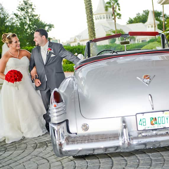 High School Sweetheart Wedding: The Official Disney Weddings Blog