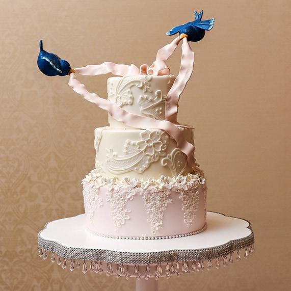 Wedding Cake Wednesday: Cinderella's Pastry