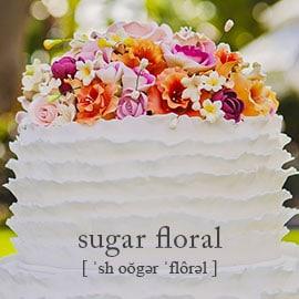 Sugar Floral