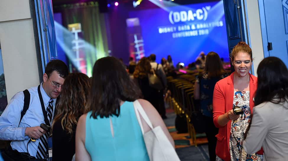 A Closer Look at the Disney Data & Analytics Conference