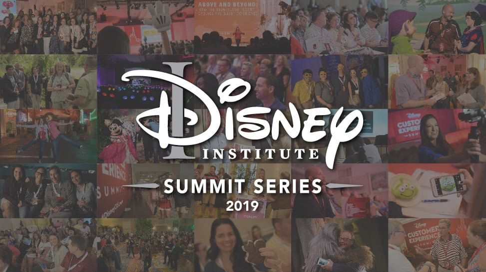 Registration Now Open For 2019 Disney Institute Summits