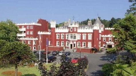 The Fitzpatrick Castle Hotel in Dublin, Ireland