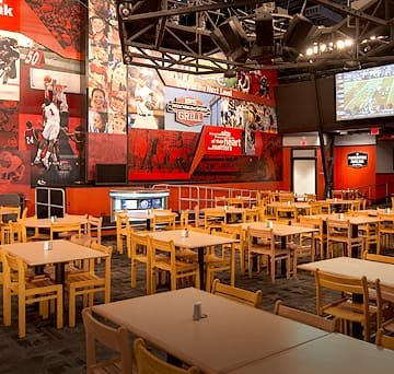 <h2>ESPN WIDE WORLD OF SPORTS GRILL</h2>
