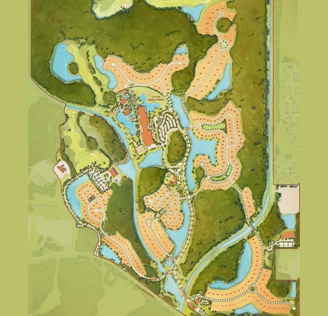 Neighborhoods | Golden Oak at Walt Disney World Resort